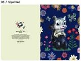【ナタリーレテ 】  GREETING CARD  08
