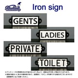 IRON SIGN