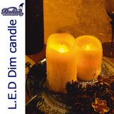 LED DIM CANDLE