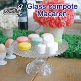 """GLASS COMPOTE """"""""Macaron"""""""""""