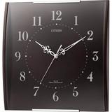 新品特価! シチズン電波掛置き時計 シンプルモードM11 8MYA11-006
