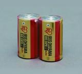 【消耗品 電池】大容量アルカリ乾電池単2形