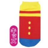 【ワンピース】キャラックス/キッズ(ルフィコスチューム/RD×BL)