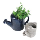 ポットにもなる陶器のじょうろ ★JORRO ジョウロ★インテリア ガーデングッズ プランター