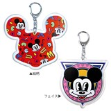 MICKY MOUSE Designed by STEREOTENNIS アクリルキーチェーン
