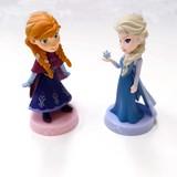 アナと雪の女王 マスコットフィギュア