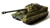 【置物】アンティークブリキコレクション{Tiger II TANK}