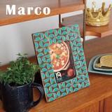 テキスタイルがステキな陶器製のフォトフレーム ★MARCO マルコ★インテリア こだわりフォトフレーム