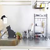 【ネコ/CAT(猫)】マルチスタンド/3サイズ展開