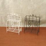 Butterfly Arabesque Wire Series Petit Maison 2 Steps Rack