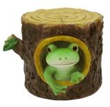 【Copeau】切り株からカエル