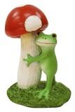 【Copeau】キノコに抱きつくカエル