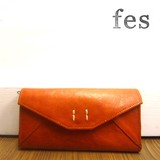 【fes】カウレザー長財布