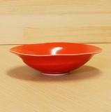 【有田焼】赤釉 多用鉢