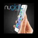 iPhone5,5s,5c nuglas 保護フィルム スマートフォン スマホ プロテクター [海外発送相談可]
