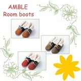 【SALE】アンブル ルームブーツ【室内】【スリッパ】【セール】【特価】