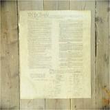 デニックス ポスター アメリカ合衆国憲法