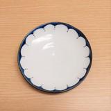 【有田焼】濃点 5寸皿