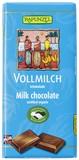 RAPUNZEL ミルクチョコレート スイス・アルプス/オーガニック/フェアトレード
