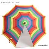 【hiromichi nakano】ブランドガールズアンブレラ 50cmジャンプ  50cm
