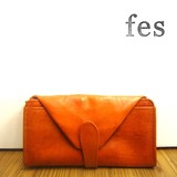 【fes/フェス】カウレザーギャルソン長財布
