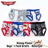 【T】Disney Planes Boys' 7 Pack Briefs 「プレーンズ」 ブリーフ 7枚セット 男の子用 パンツ