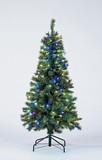 【創業祭セール!】【クリスマス】【LEDチェンジライトツリー・150cm】