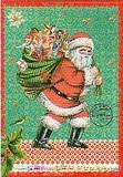 ROGER LA BORDE クリスマスカード<サンタ>