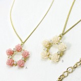 Bouquet Necklace