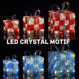 LEDクリスタルプレゼントボックス