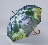 【5月21日から31日まで限定分引きセール!】【ジャンプ傘】モネ CAMILIA