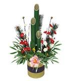 【お正月】門松 60cm/お正月飾り/かどまつ/造花