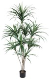 【観葉植物 造花】NEWユッカツリー/造花 グリーン/植物/室内装飾