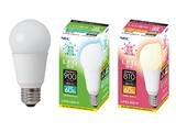 【省エネ、節電対策に】 LED電球 60W【昼白色・電球色】<ライト・照明・LED・電球>