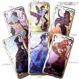 カスタムカバー iPhone 6 Plus シルエットシリーズ ディズニー