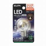 ELPALED電球G30形E17LDG1CL-G-E17-G246
