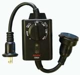 光センサー付きタイマーコンセントCDS24