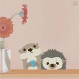 Switch Stickers/スイッチステッカー/Happy Baby Animals2