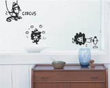 Switch Stickers/スイッチステッカー/Circus