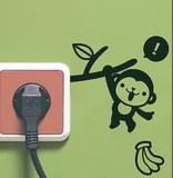 Switch Stickers/スイッチステッカー/Animal Friends