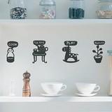 Mini Wall Stickers/ミニウォールステッカー/Pict Dream