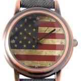 国旗がら時計