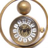 アンティーク風ペンダント時計