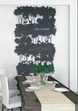 Fabric Art/ファブリックアート/Deer Forest L