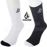 【処分セール】VOLCOM 【 ボルコム 】 FULL STONE ハイ ソックス (全2色)