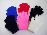 のびのびニット手袋<4color・日本製・キッズ>