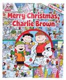 スヌーピー Look and Find merry Christmas Charie Brown