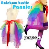 Type Rainbow Skirt Petticoat Cosplay