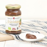 【スプレッド】ノチオラタ オーガニック ヘーゼルナッツチョコレートスプレッド(270g)