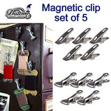 MAGNETIC CLIP SET OF 5